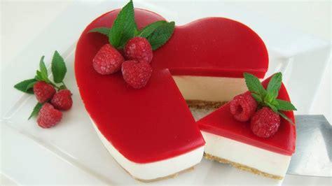 Receta tarta de queso para San Valentín   Consejo al Día