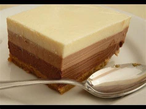 Receta: Torta 3 Chocolates Casera  Muy Facil    Silvana ...