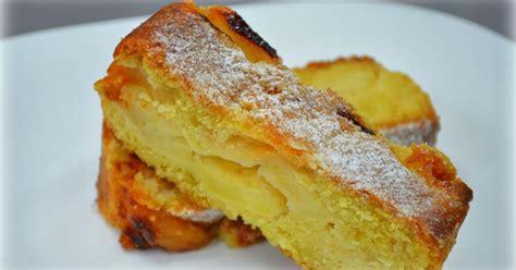 Recetas ChipironAzul: Bizcocho de manzana en thermomix