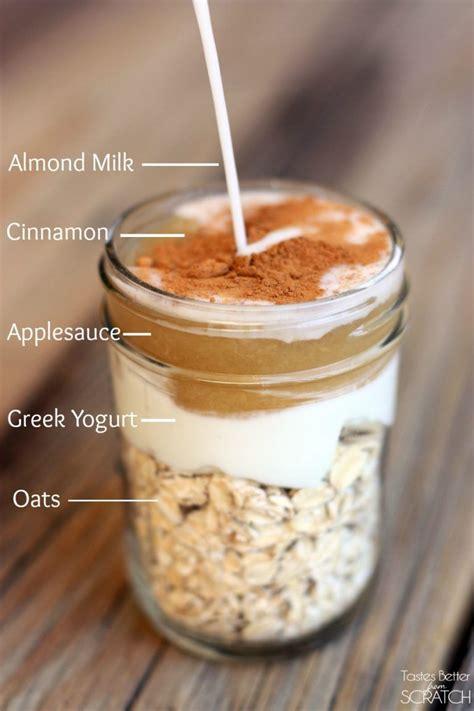 Recetas fáciles de avena en mason jar para bajar de peso ...