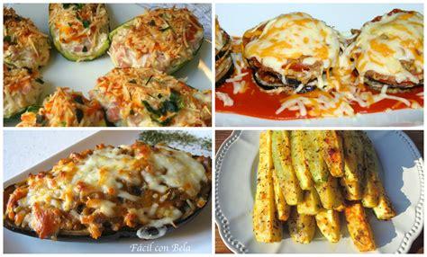 Recetas fáciles de verduras y hortalizas  parte 3    Anna ...