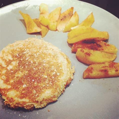 Recetas fitness: Tortitas de avena + manzana con canela ...