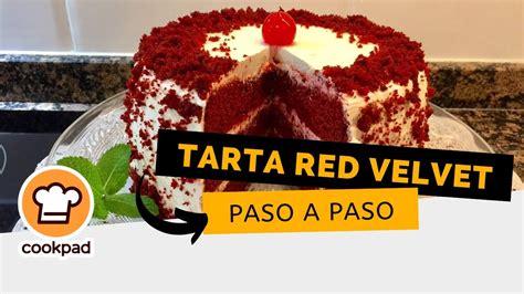 Recetas para San Valentín: Tarta Red Velvet paso a paso ...