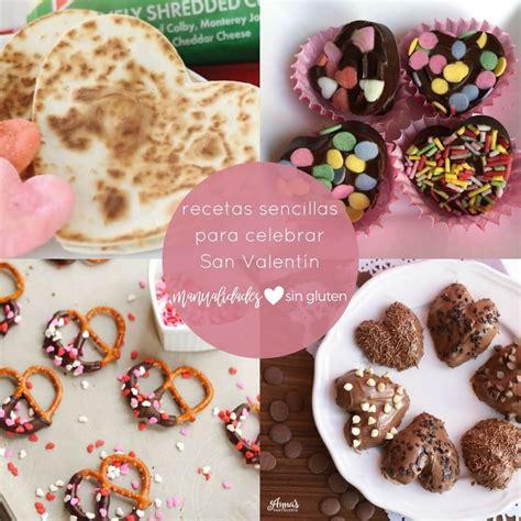 Recetas sencillas para celebrar San Valentín | Recetas ...
