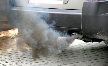 Rechazado en la revisión técnica por gases contaminantes ...