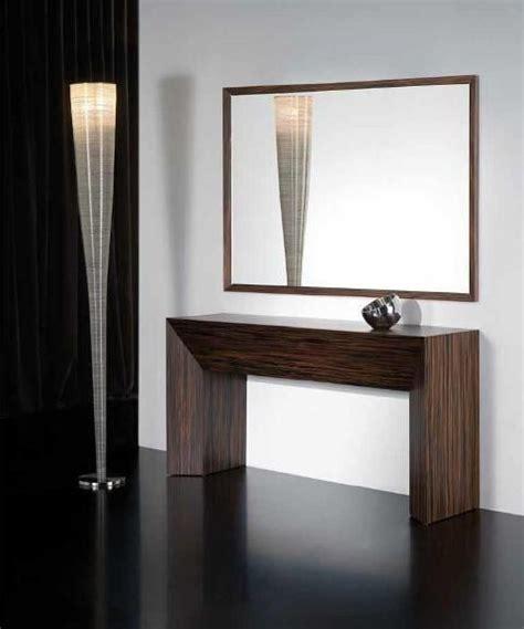 Recibidor en madera | Mesas de recibidor, Muebles y ...