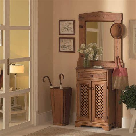 Recibidor rústico con puertas. Ecorústico: venta de muebles