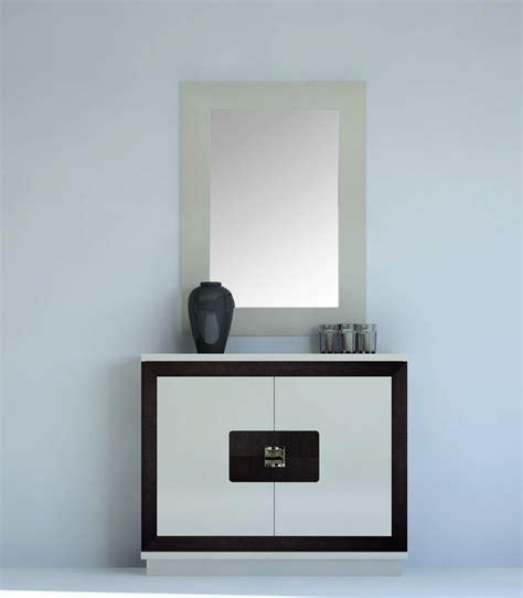 Recibidor zapatero moderno diseño lacado 565 41 a  Mobles ...