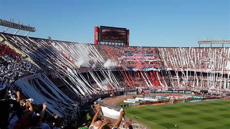 Recibimiento River vs Boca fecha 13 , 11 de diciembre 2016 ...