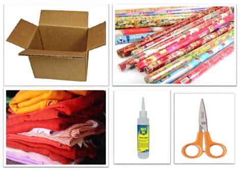 Recicla y Crea: Cómo decorar cajas de cartón recicladas