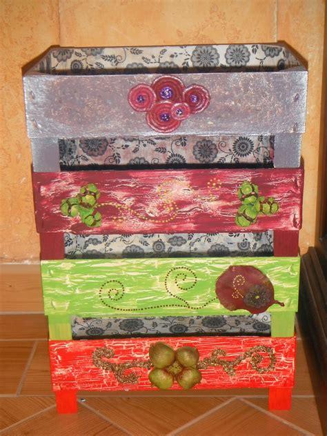 Recicla y Dame Vida: Reciclando cajas de fruta