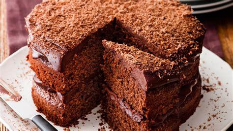 Recipe: Simple chocolate cake   Sainsbury s
