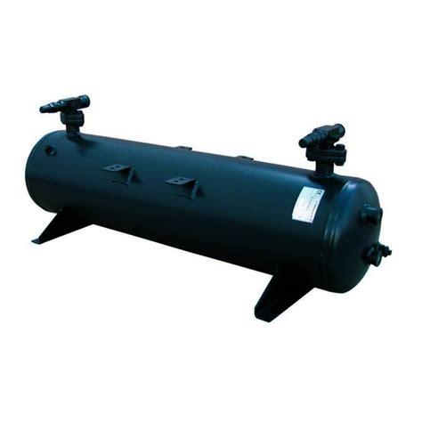 Recipiente de líquido horizontal RL 400 H | Recipientes de ...