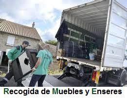 RECOGIDA DE MUEBLES Y VACIADOS VALENCIA