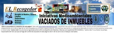 RECOGIDA DE MUEBLES Y VACIADOS VALENCIA: RECOGIDA DE ...