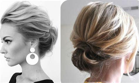 Recogidos para pelo corto   Peinados que marcan tendencia ...