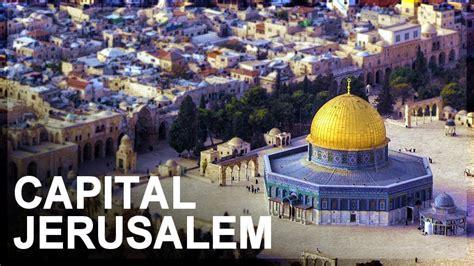 Recognition of Jerusalem as Israeli capital | Doovi