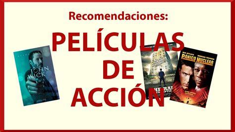 Recomendaciones   Películas de acción   El Rincón de ...