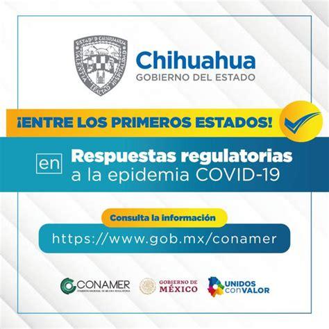 Reconoce Conamer a Chihuahua entre los primeros estados en ...