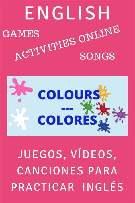 Recopilación de canciones, actividades online y juegos ...