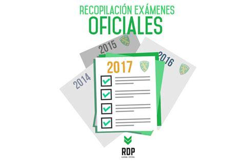 Recopilación exámenes oficiales oposición Guardia Civil ...
