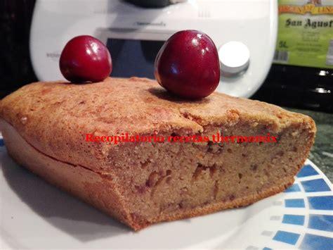 Recopilatorio de recetas thermomix: Bizcocho de cerezas ...