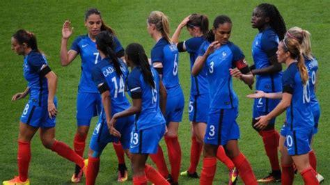 Récord de audiencia en Francia para su selección femenina ...