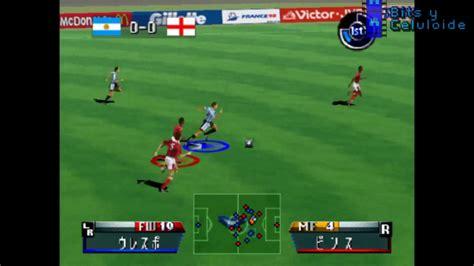 Recordamos: International Superstar Soccer 98  Mundial ...