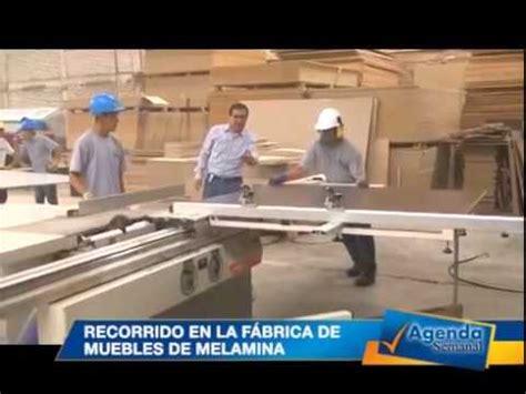 RECORRIDO EN LA FÁBRICA DE MUEBLES DE MELAMINA   YouTube