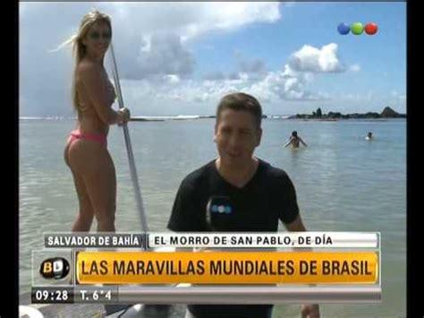 Recorriendo el Morro de San Pablo   Telefe Noticias   YouTube