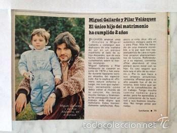Recorte   miguel gallardo   1983   Vendido en Venta ...