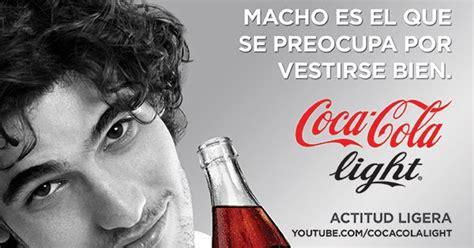 Recrea2013: ¿Macho es mi novio porque pide Coca Cola Light?