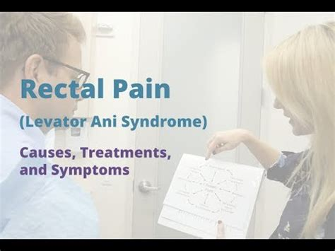 Rectal Pain Levator Ani Syndrome   Causes, Symptoms ...