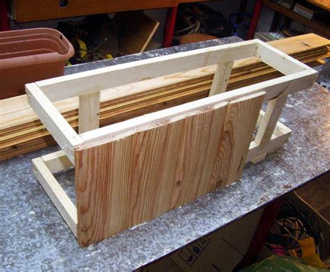 Recubrir macetas con madera   Artefactos.leame.com
