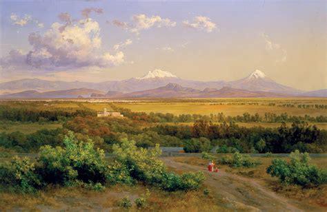 Recuerdan al paisajista Velasco a 175 años de su ...