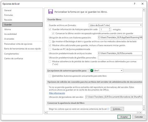Recuperar archivos de Excel no guardados: instrucciones ...