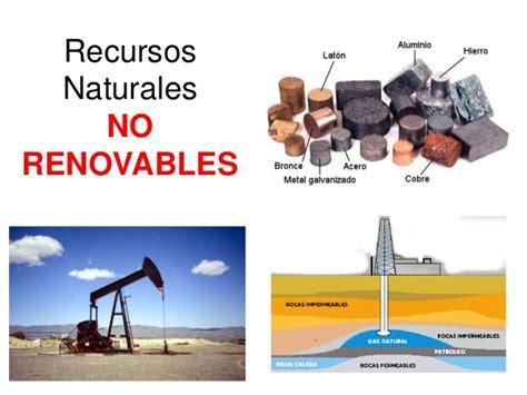 Recursos naturales de america
