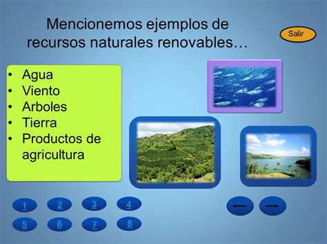 Recursos naturales: Renovables y No Renovables   ppt video ...
