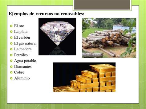 RECURSOS NATURALES: TIPOS DE RECURSOS NATURALES