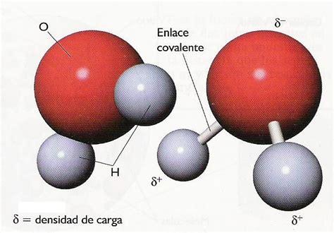 Recursos para estudiar ciencias: Estructura química del agua
