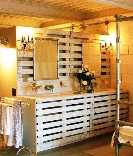 Recycling Wood Pallets for Building Everything in Your Home
