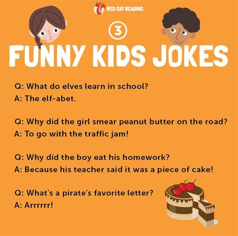 Red Cat Reading on Twitter:   More funny kids jokes for ...