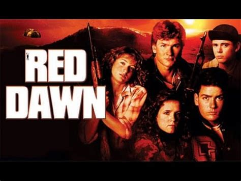 Red Dawn  1984  Movie Review   YouTube
