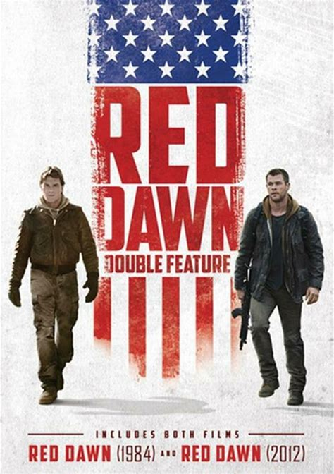 Red Dawn  1984  / Red Dawn  2012   2 Pack   DVD  | DVD Empire