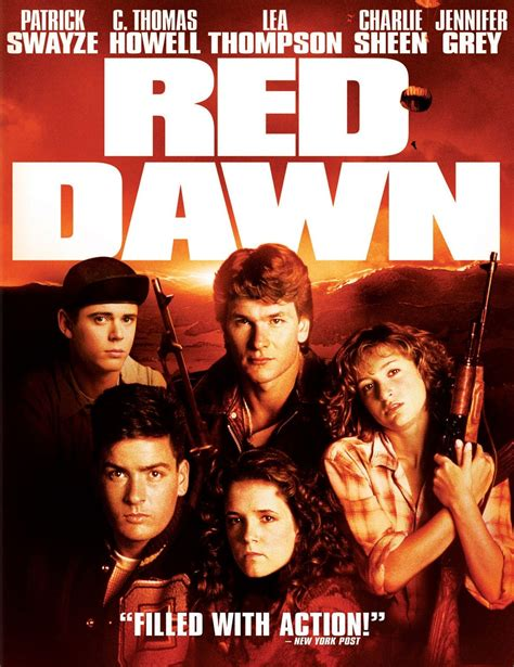 Red Dawn  1984  | TV & MOVIES in 2019 | Movies, Dawn movie ...
