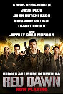 Red Dawn  2012    Full Cast & Crew   IMDb