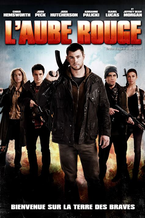 Red Dawn  2012    Posters — The Movie Database  TMDb