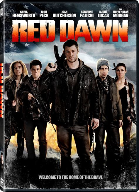 Red Dawn DVD Release Date March 5, 2013
