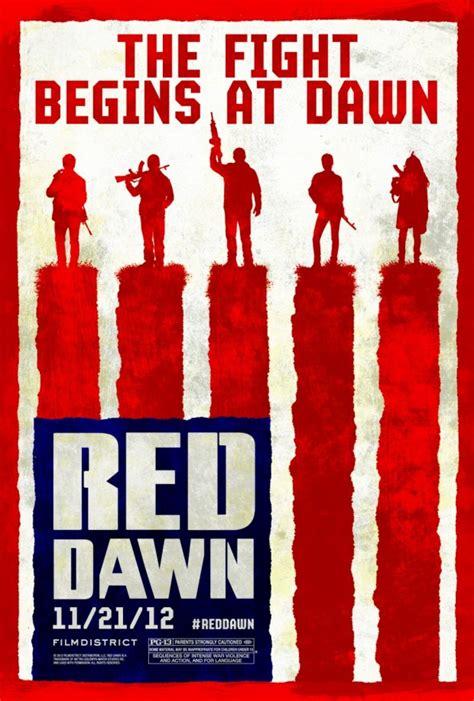 Red Dawn  Remake Attempts Poignancy With Patriotic ...