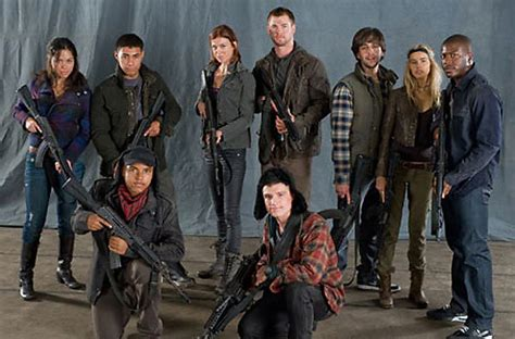 Red Dawn Remake Switches Races | The Mary Sue